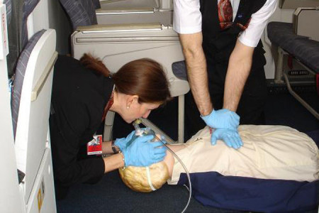 First Aid Training Airline Cabin Crew
